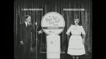 Progressive Name Your Price Tool TV Spot, 'Black and White' - Thumbnail 10