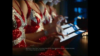 Chase TV Spot, 'Rockettes' Song by Walk the Moon - Thumbnail 5