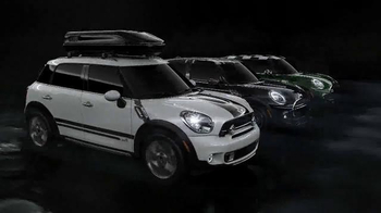 MINI USA Zero For '15 Mini Sales Event TV Spot, 'Fit More Friends'