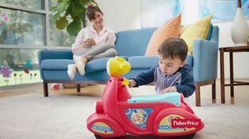 Laugh & Learn Smart Stages Scooter TV Spot, 'Move, Play and Explore' - 1848 commercial airings
