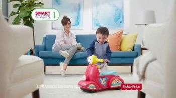 Laugh & Learn Smart Stages Scooter TV Spot, 'Move, Play and Explore' - Thumbnail 4