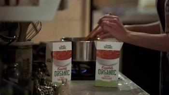 Campbell's Organic Soup TV Spot, 'Real Real Life: Mouth' - Thumbnail 6