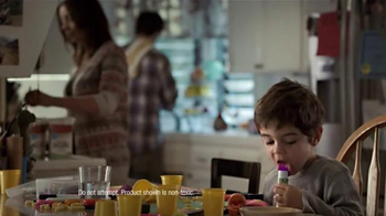 Campbell's Organic Soup TV Spot, 'Real Real Life: Mouth'
