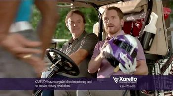 Xarelto TV Spot, 'Game Plan' Feat. Chris Bosh, Arnold Palmer, Brian Vickers - Thumbnail 5