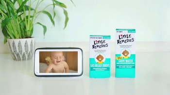 Little Remedies Gas Relief Drops TV Spot, 'Safe, Fast-Acting Relief' - Thumbnail 1