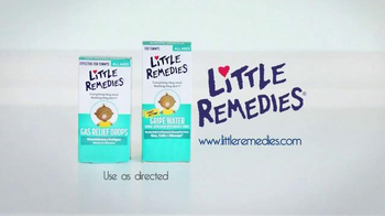 Little Remedies Gas Relief Drops TV Spot, 'Safe, Fast-Acting Relief' - Thumbnail 6