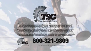 The Sentinel Group TV Spot, 'IVC Filter Warning' - Thumbnail 8