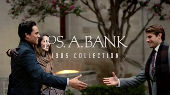 JoS. A. Bank TV Spot, 'Unique Details'