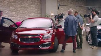 Chevrolet TV Spot, '2015 Chevy Models are Going Fast: Surprising Reactions' - 469 commercial airings