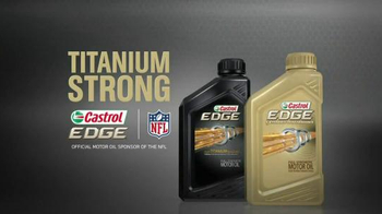 Castrol EDGE TV Spot, \'Demanding Drives\' Featuring Matt Powers