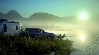 Lexus GX TV Spot, 'The Road Less Traveled' - 86 commercial airings