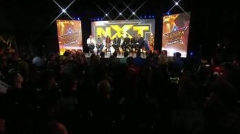 WWE Network TV Spot, 'NXT Allstar Panel' - Thumbnail 5