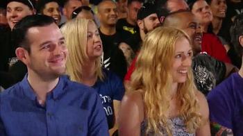 WWE Network TV Spot, 'NXT Allstar Panel' - Thumbnail 6