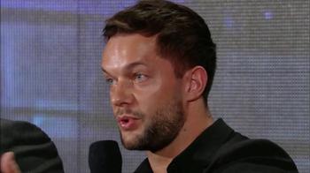 WWE Network TV Spot, 'NXT Allstar Panel' - Thumbnail 8