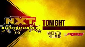 WWE Network TV Spot, 'NXT Allstar Panel' - Thumbnail 9