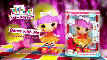 Lalaloopsy Super Silly Party Dolls TV Spot, 'Dance with Me' - Thumbnail 7