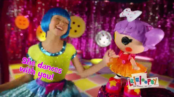Lalaloopsy Super Silly Party Dolls TV Spot, 'Dance with Me' - Thumbnail 1