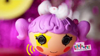 Lalaloopsy Super Silly Party Dolls TV Spot, 'Dance with Me' - 697 commercial airings