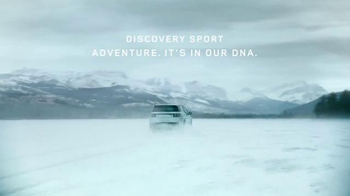 2015 Land Rover Discovery Sport TV Spot, 'The Crossing' - Thumbnail 9