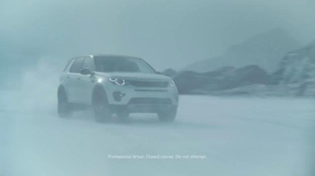 2015 Land Rover Discovery Sport TV Spot, 'The Crossing' - Thumbnail 2