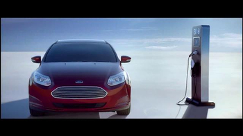2016 Ford Focus TV Spot, 'Electric Performs. By Design.'