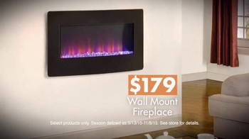 Big Lots TV Spot, 'End-Of-The-Day Me: Fireplace' - Thumbnail 8
