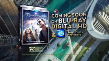 Walt Disney Pictures Tomorrowland Blu-ray and Digital HD TV Spot - Thumbnail 8