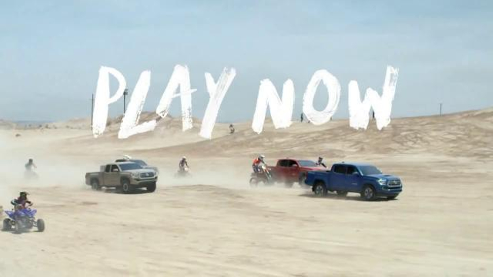 Toyota Camry Commercial Song >> Toyota Tacoma TV Commercial, 'Blow Off Steam' - iSpot.tv