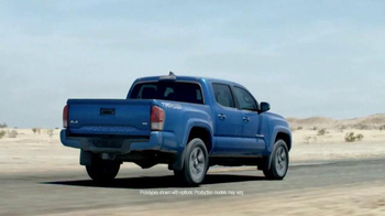 Toyota Tacoma TV Spot, 'Blow Off Steam' - Thumbnail 1