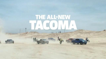 Toyota Tacoma TV Spot, 'Blow Off Steam' - Thumbnail 9