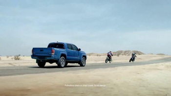 Toyota Tacoma TV Spot, 'Blow Off Steam' - Thumbnail 2