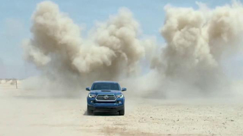 Toyota Tacoma TV Spot, 'Blow Off Steam' - Thumbnail 4