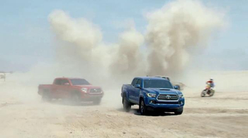 Toyota Tacoma TV Spot, 'Blow Off Steam' - Thumbnail 5