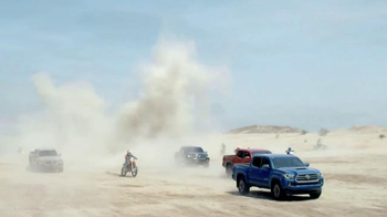 Toyota Tacoma TV Spot, 'Blow Off Steam' - Thumbnail 6
