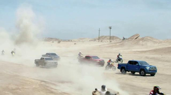 Toyota Tacoma TV Spot, 'Blow Off Steam' - Thumbnail 7