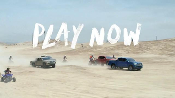 Toyota Tacoma TV Spot, 'Blow Off Steam' - Thumbnail 8