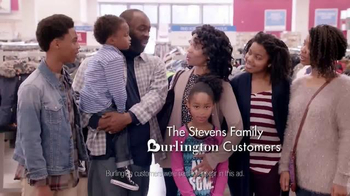 Burlington Coat Factory TV Spot, 'Prepare for the Cold Weather' - Thumbnail 1