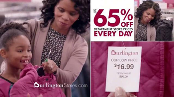 Burlington Coat Factory TV Spot, 'Prepare for the Cold Weather' - Thumbnail 6