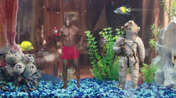Old Spice TV Spot, 'Tank' Featuring Terry Crews, Isaiah Mustafa - Thumbnail 4