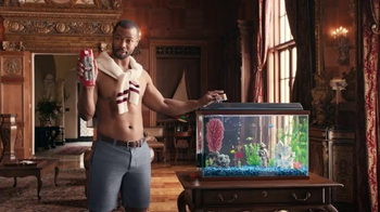 Old Spice TV Spot, 'Tank' Featuring Terry Crews, Isaiah Mustafa - 915 commercial airings