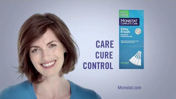 Monistat Complete Care Stay Fresh Gel TV Spot, 'You're Not Alone' - Thumbnail 7
