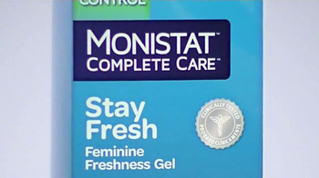 Monistat Complete Care Stay Fresh Gel TV Spot, 'You're Not Alone' - Thumbnail 3