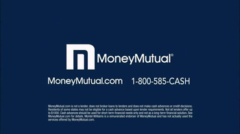 Money Mutual TV Spot, 'Extra Cash Fast' Featuring Montel Williams - Thumbnail 7