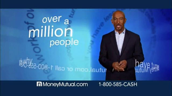 Money Mutual TV Spot, 'Extra Cash Fast' Featuring Montel Williams - Thumbnail 6