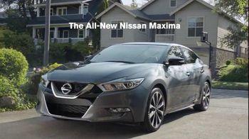 Nissan Maxima TV Spot, 'Joyride' - 479 commercial airings