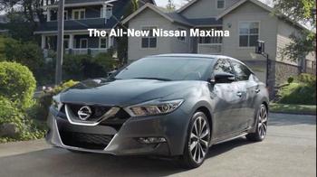 Nissan Maxima TV Spot, 'Joyride'