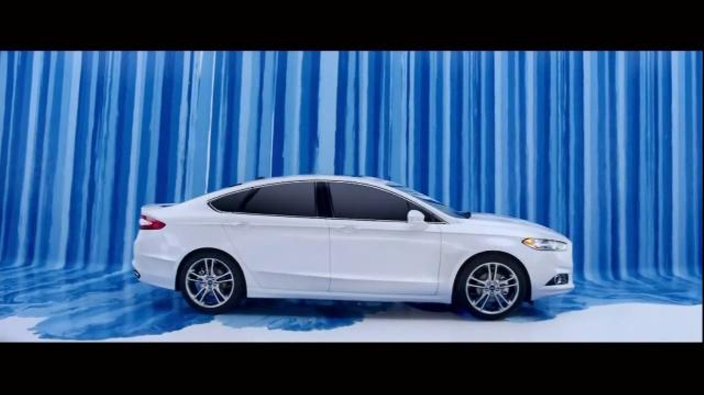 Ford Fusion TV Commercial, 'Stands out. By Design.'