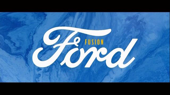 Ford Fusion TV Spot, 'Stands out. By Design.' - Thumbnail 5