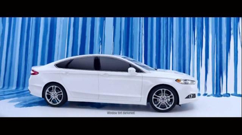Ford Fusion TV Spot, 'Stands out. By Design.' - Thumbnail 3