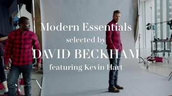 H&M TV Spot, 'Modern Essentials Selected by David Beckham' Feat. Kevin Hart - Thumbnail 2